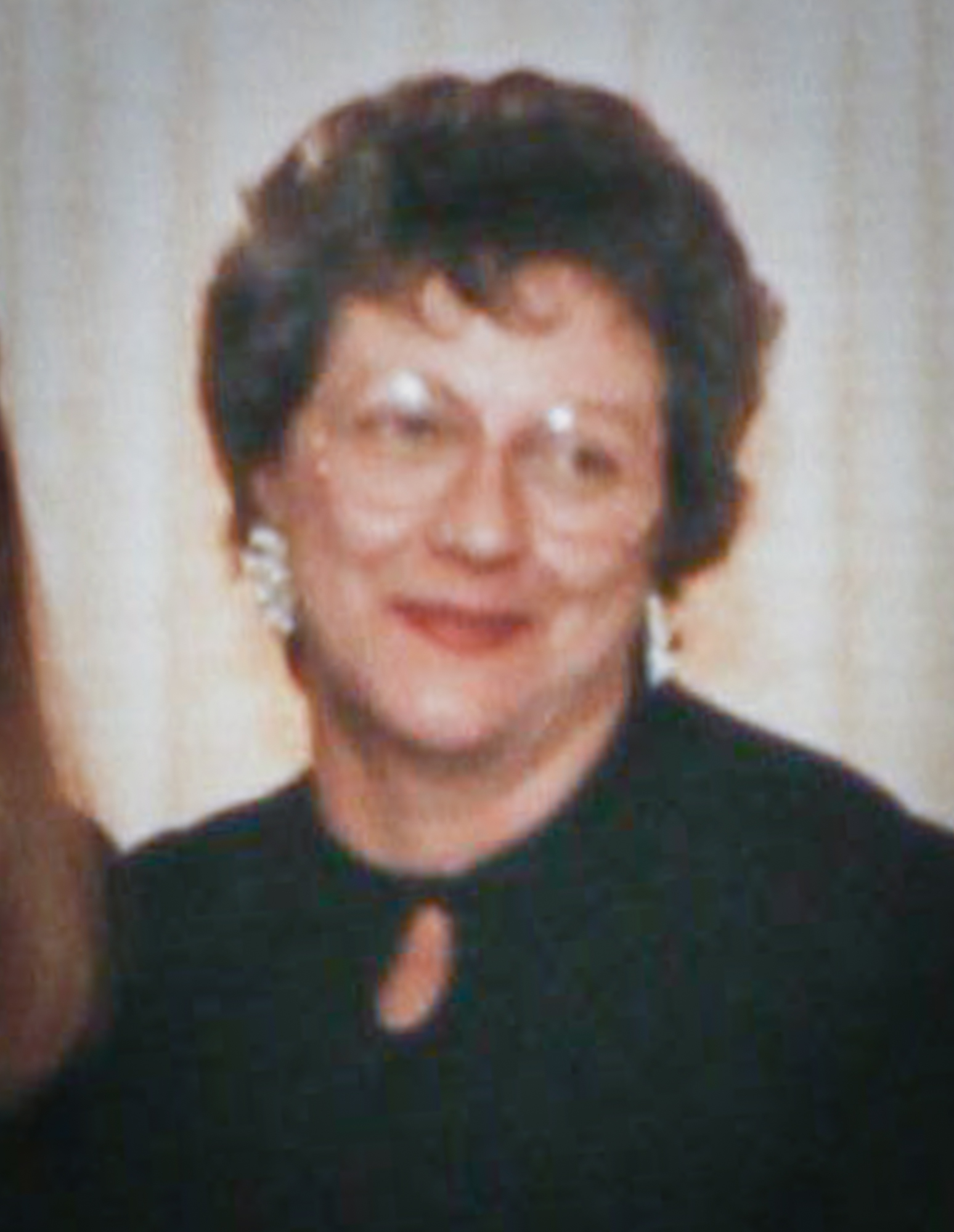 Mary Lou Barnes – Snodgrass Funeral Home